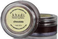 Khadi Herbal Chocolate Lip Balm