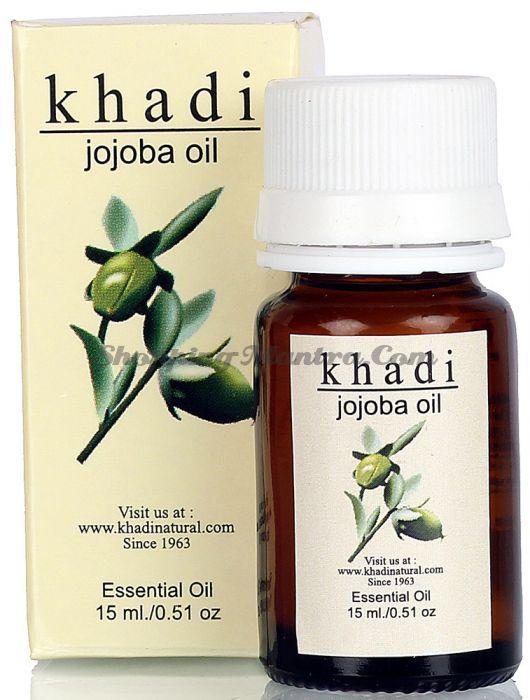 Эфирное масло Жожоба Кхади (Khadi Jojoba Essential Oil)