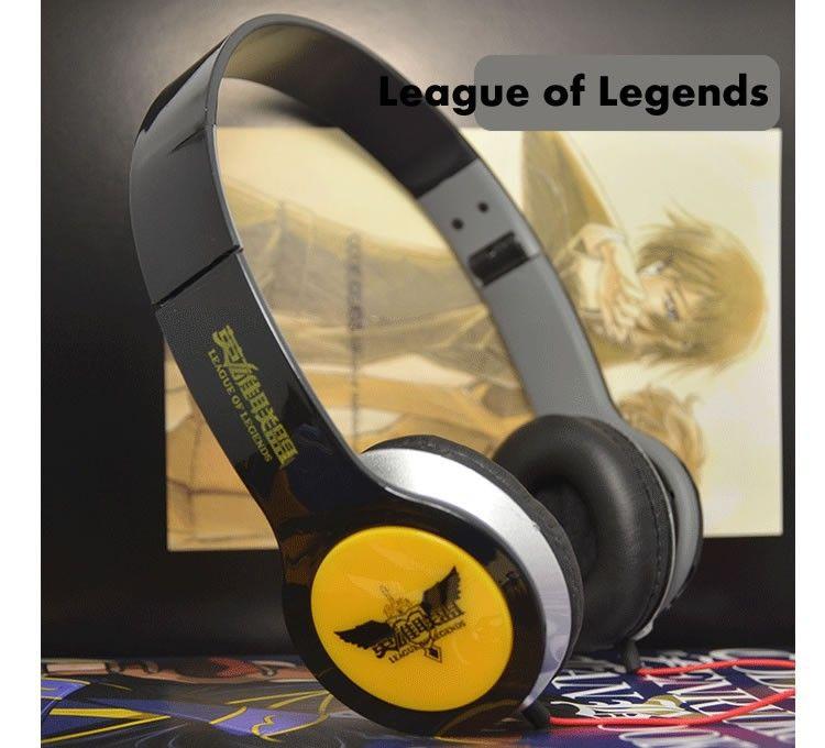 """Наушники """"League of Legends"""""""