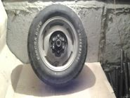 колесо заднее с демпфером, шина Bridgestone 150/90-15, 2202  Yamaha  VMX1200 Vmax