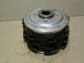 сцепление (диски, без корзины)  Honda  VT250