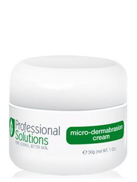 Professional Solutions Крем для микродермабразии