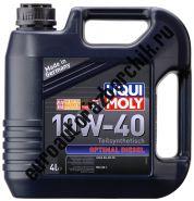 Полусинтетическое моторное масло Optimal Diesel 10W-40 4л. (LIQUI MOLY) 3934