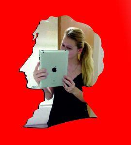 """Зеркало """"А.С. Пушкин """""""