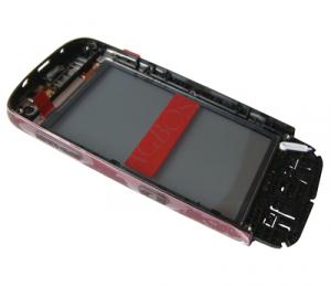 Тачскрин Nokia 311 Asha (в раме) (pink)