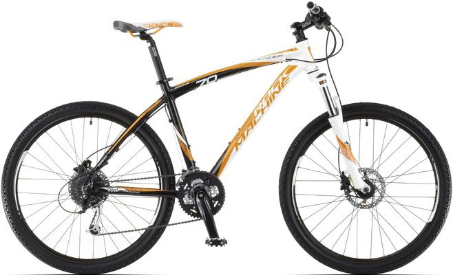 "ROCK MACHINE Thunder 70 HD 26"" горный велосипед"