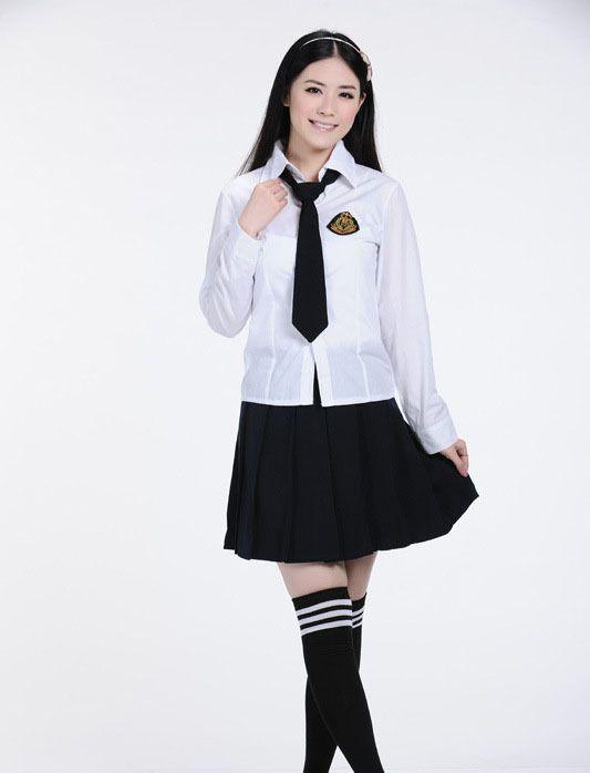 Японская школьная форма (High School)