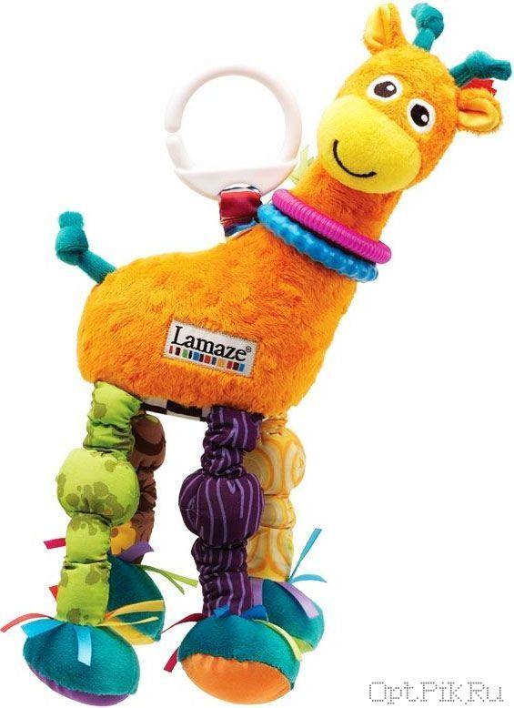 Игрушка LAMAZE Жирафик