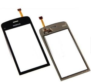Тачскрин Nokia C5-03/C5-06 (black) Оригинал