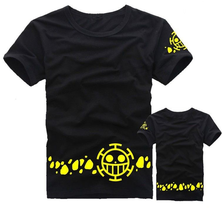 "Аниме футболка ""Trafalgar Pirates"" Ver. 2"