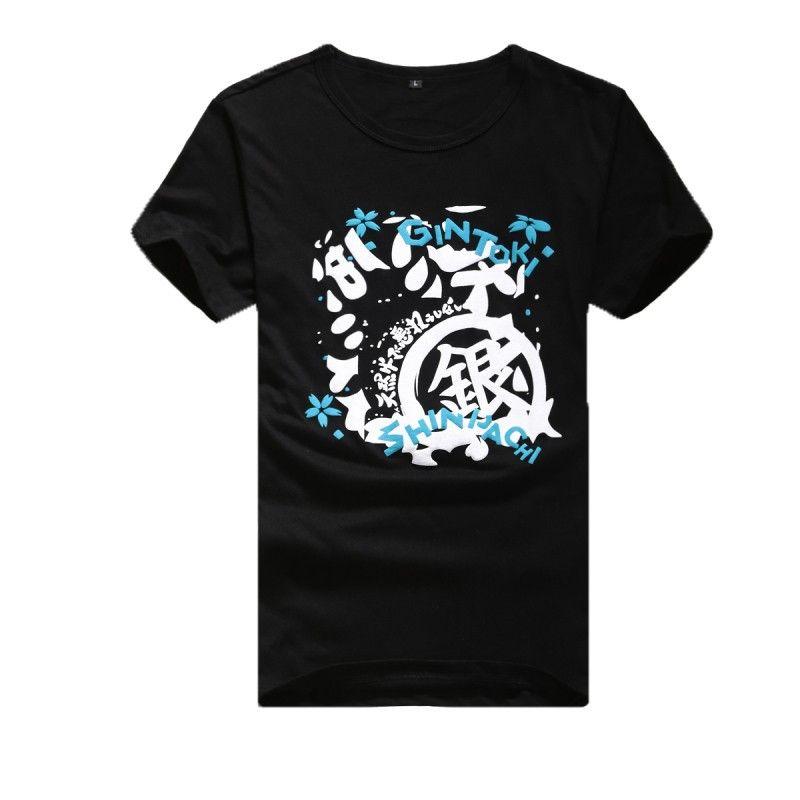 """Аниме футболка """"Gintoki"""""""