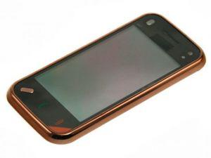 Тачскрин Nokia N97 mini (в раме) (brown) Оригинал