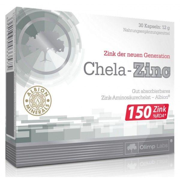 Chela-Zinc (30 капсул)