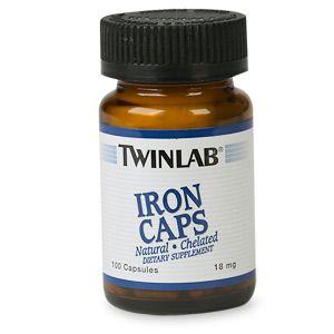 Iron Caps (100 кап.)