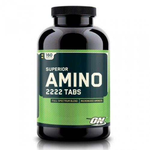 Superior Amino 2222 Tabs (160 таб.)