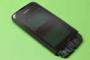 Тачскрин Nokia 311 Asha (в раме) (black) Оригинал