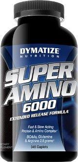 Super Amino 6000 (345 кап.)