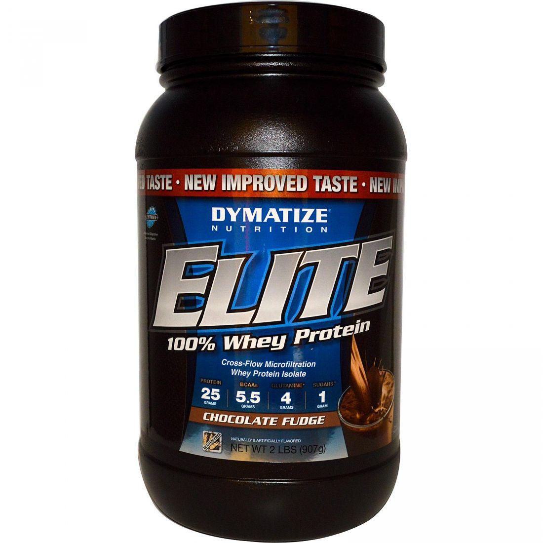 Elite 100% Whey Protein (907 гр.)