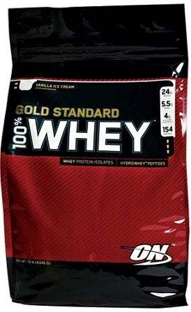 100% Whey Gold Standart (4540 гр.)