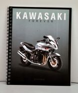"Тетрадь в клетку на спирали, 48 л., АСТ ""Kawasaki"" (арт. 35726) (00020)"