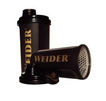 Шейкер Weider Black (700 мл)