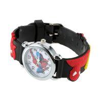 черные наручные часы Spider man