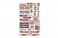 9950    OFFICIAL TRAXXAS DECALS - TRA9950