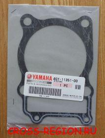 Прокладка под цилиндр Yamaha TT250R / Raid