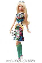 Коллекционная кукла Барби Бритто - Britto Barbie® Doll