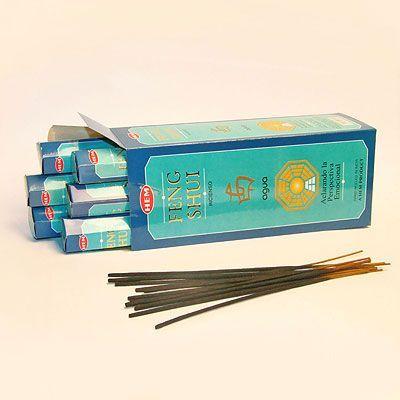 Ароматические палочки благовония HEM Hexa FENG SHUI WATER Фэн-шуй вода
