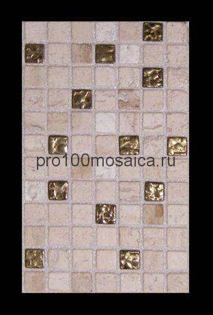 Klondik. Мозаика серия GLASSTONE,  размер, мм: 300*300*4 (ORRO Mosaic)