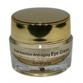 570286 Антивозрастной крем для кожи вокруг глаз с экстрактом слизи улитки 30г