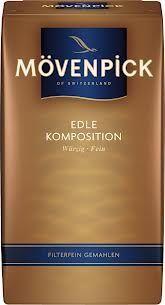 MOVENPICK Edel komposition кофе молотый 500 гр