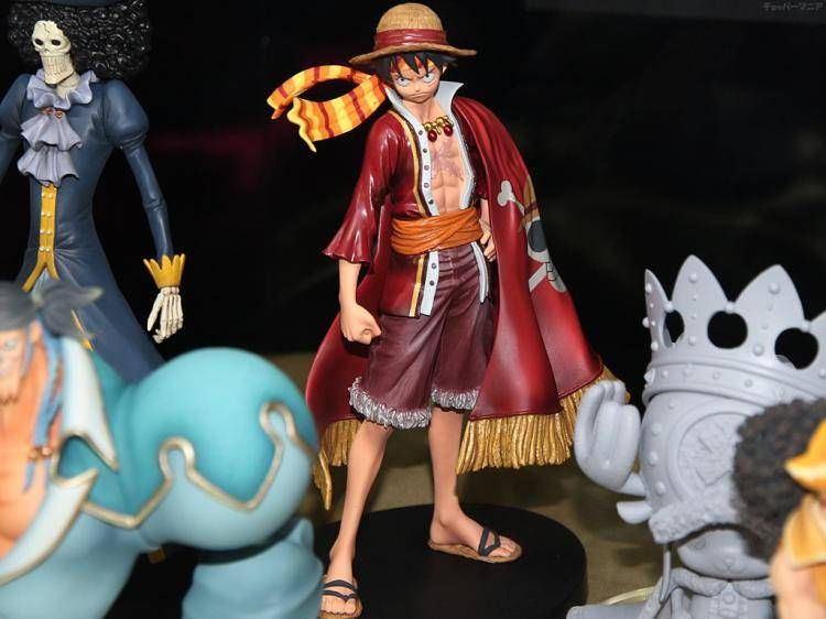 Фигурка One Piece The Grandline Men: Luffy