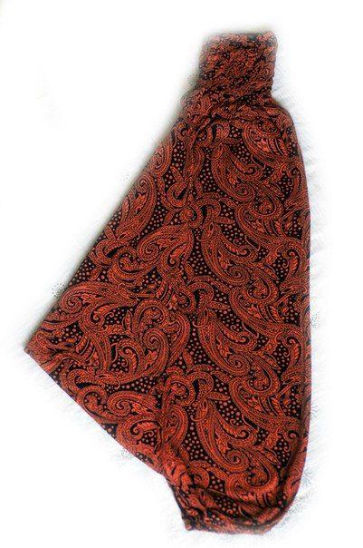 Оранжевые штаны афгани (отправка из Индии)