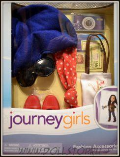 Аутфит для куклы Journey Girls - Fashion Accessuaries Journey Girls