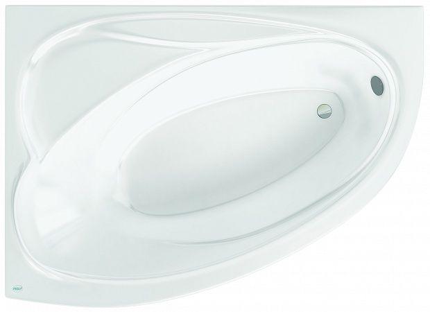 Акриловая ванна Polla Allegro 1500×1040×660 мм