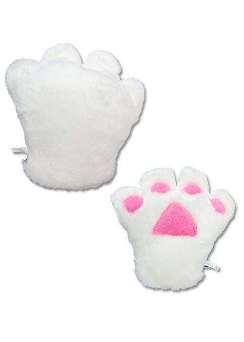 Лапки белые медвежьи (пара)