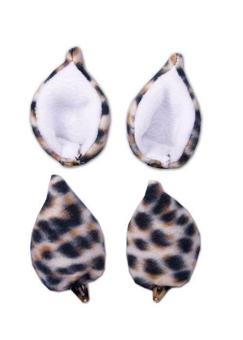 Ушки Kawaii Kitten Jaguar Ears