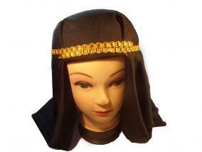 Шляпа арабского шейха белая