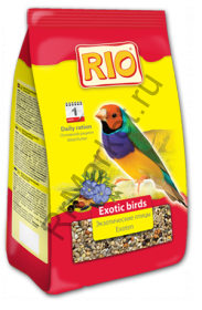 RIO. Корм для экзотических птиц 0,5кг