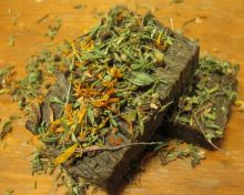 Мыло-скраб на травах, Спивакъ, 110гр