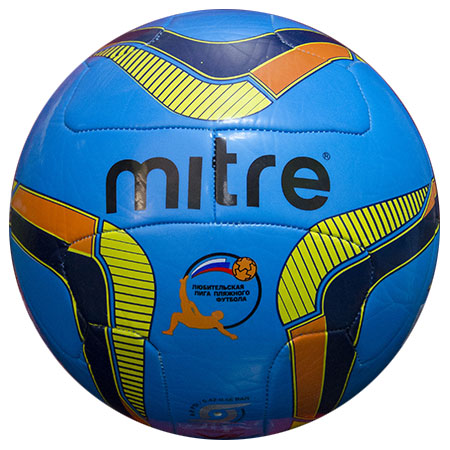 Пляжный футбольный мяч Mitre V12 ЛЛПФ