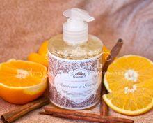 Жидкое мыло Апельсин и Корица, Спивакъ, 300мл