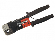 Кримпер для обжима 8P8C / 6P6C / 6P4C / 6P2C (HT-376Е)  REXANT