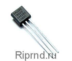 Датчики температуры DS18B20, DS18B20-2, DS18B20-3
