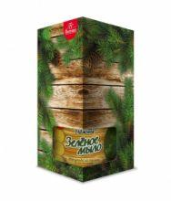 """Ф-38-2 Подарочный набор """"Зеленое мыло"""" в картонной коробке"""