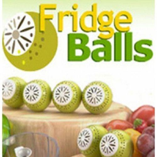 Поглотитель запахов Fridge Balls (3 шт.)