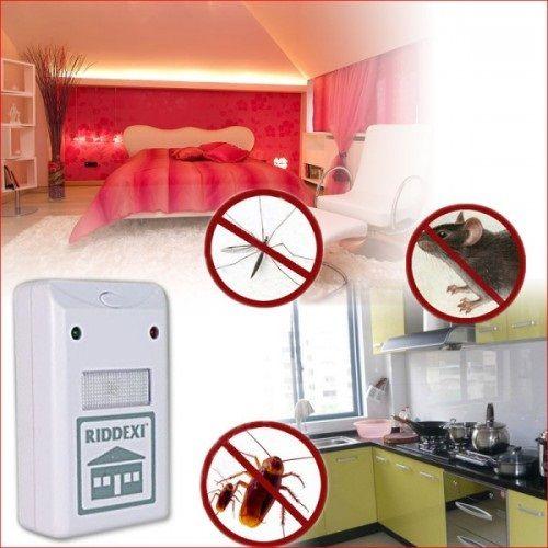 Ридекс Плюс (Riddex Plus Pest Reject) отпугиватель грызунов и насекомых