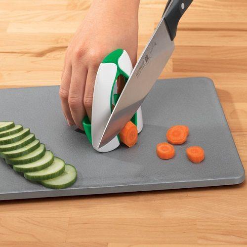 Устройство для безопасной нарезки овощей Safe Slice